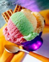 Rainbow Sherbet Flavor