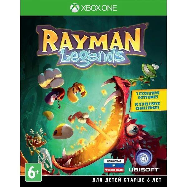 Игра Rayman Legends (Xbox One, русский язык)