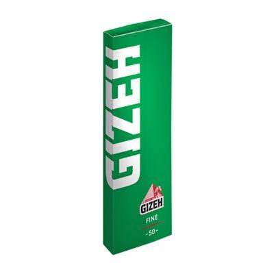 Сигаретная бумага Gizeh Green