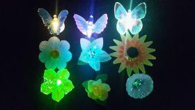 """Сувенир-светильник со  светодиодной подсветкой """"Цветок""""/ в ассортименте"""