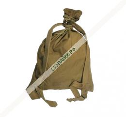 Вещмешок армейский (сидор) вид сзади