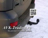 Фаркоп Imiola T.056 для Toyota Land Cruiser Prado 120 / 150 и Lexus GX 470 / GX 460,  с шаром типа A