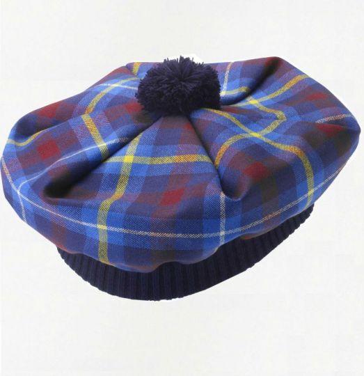 Традиционный шотландский берет Балморал (100% шерсть)
