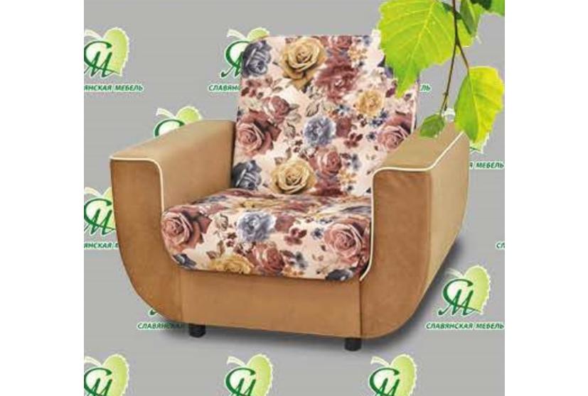 """Кресло """"Акварель"""".Мягкое и уютное кресло"""