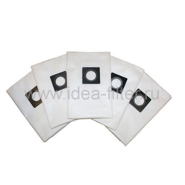 IDEA NL-22 - мешок для пылесоса NILFISK ATTIX 9. 5 штук синтетический одноразовый