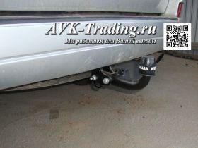 Фаркоп Westfalia 335294600001 для Toyota Land Cruiser Prado 120 / 150 и Lexus GX 470 / GX 460, условно-съёмный, с шаром типа A
