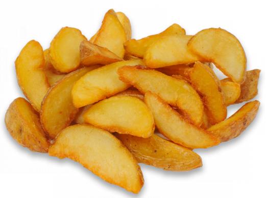 Картофель «Дольки» с соусом на выбор