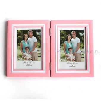 Рамка для 2 снимков 10х15 А33