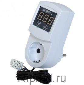 ИРВИТ-2 Регулятор влажности или температуры 16А