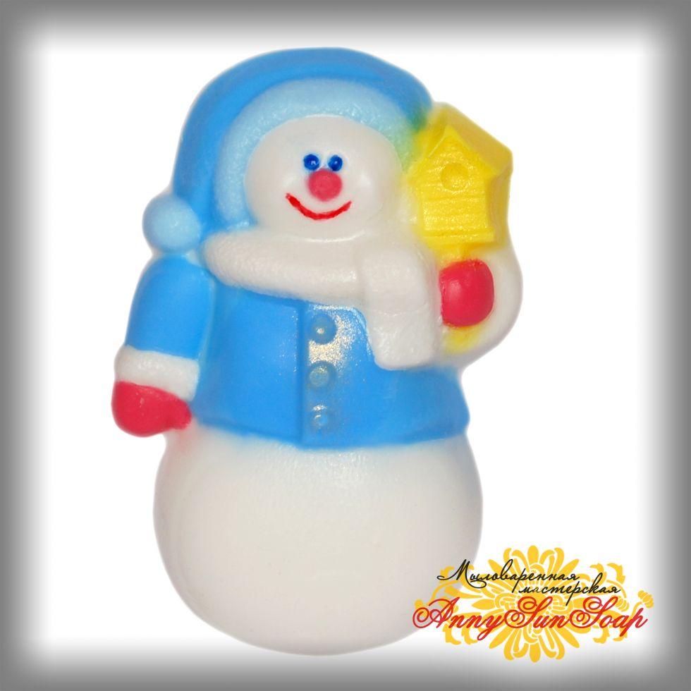 "Мыло ""Снеговик"""