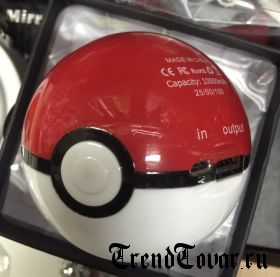 Power Bank Pokeball 10 000mAh