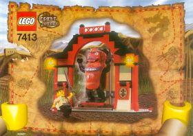 7413 Лего Перевал Джун-Чи