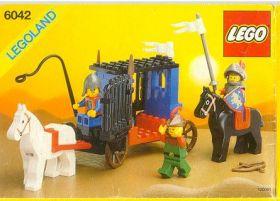 6042 Лего Охотники за сокровищами