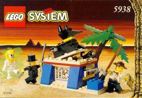 5938 Лего Засада в оазисе