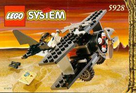 5928 Лего Самолет приключенцев