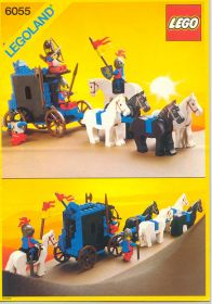 6055 Лего Транспорт узников
