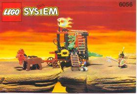 6056 Лего Колесница дракона