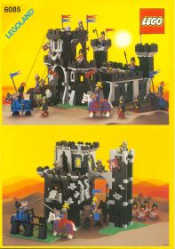 6085 Лего Замок Черного монарха