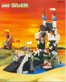 6078 Лего Крепостной мост