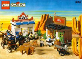 6765 Лего Главная дорога