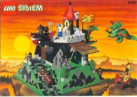 6082 Лего Крепость Дракона
