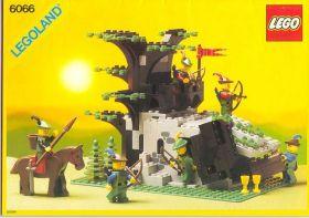 6066 Лего Лесное убежище