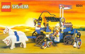6044 Лего Карета Короля