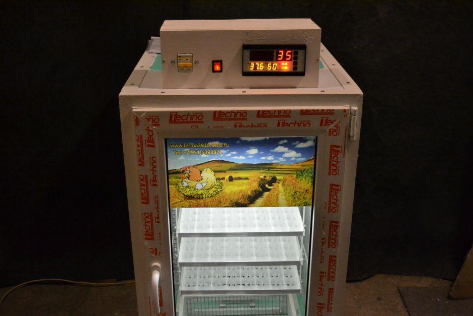 Инкубатор фермерский ТЖУ-402