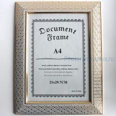 Рамка для документа А4 (артикул А87)