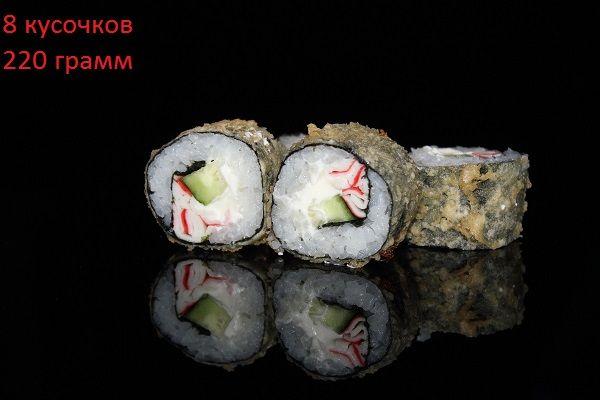 Темпура крем-краб