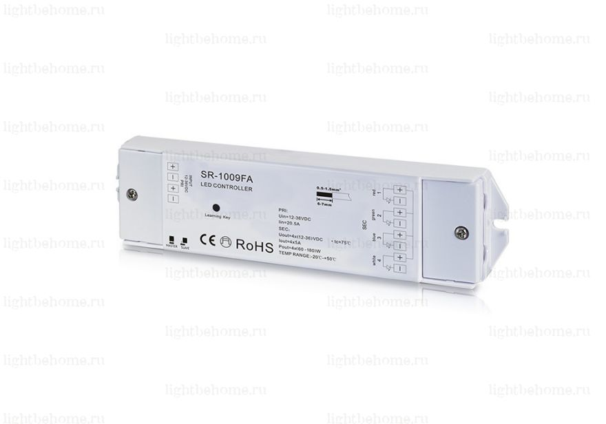 Контроллер SR-1009FA (RGB/W)