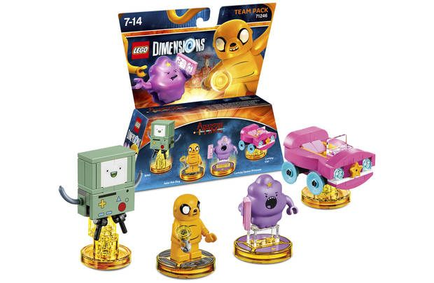 Lego Dimensions 71246 Team Pack (Jake the Dog) Adventure Time