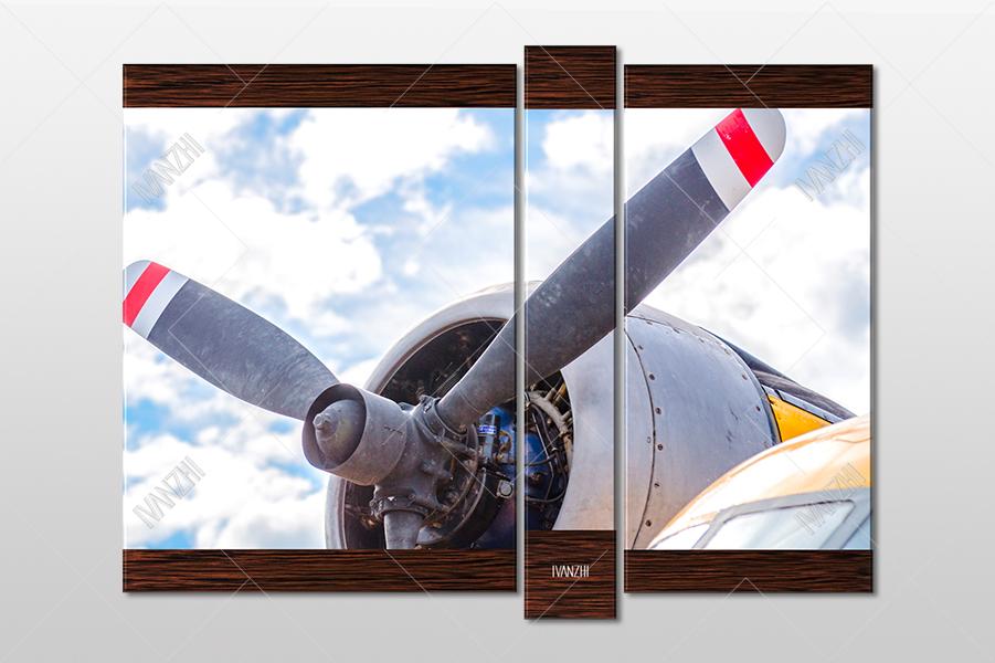 Двигатель самолёта Albatross