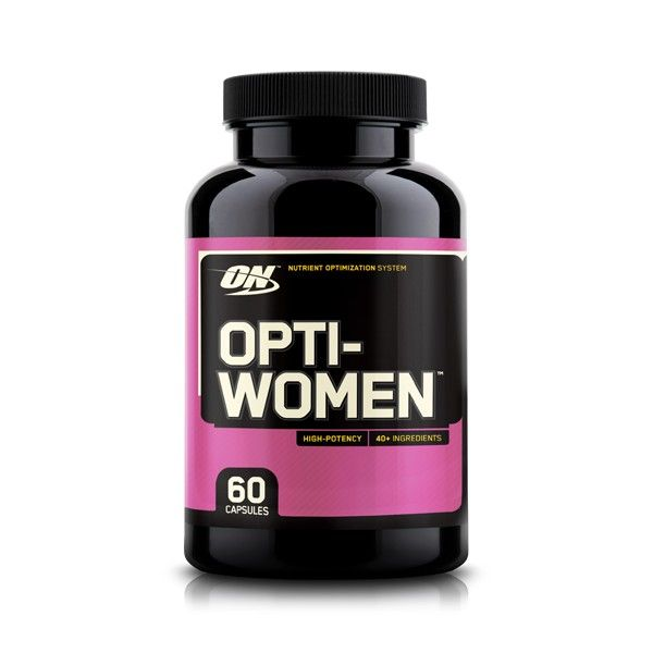 Витамины Opti-Women (Optimum Nutrition) 60 табл.