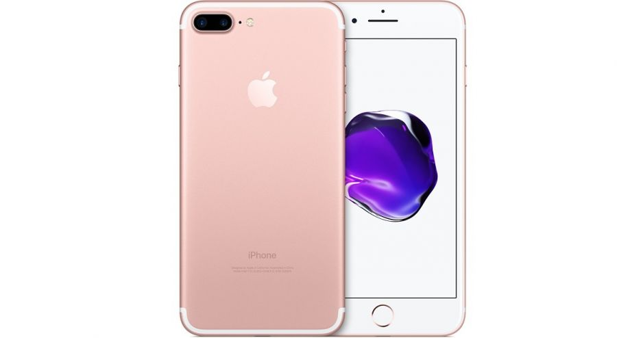 Apple iPhone 7 Plus 128GB розовый