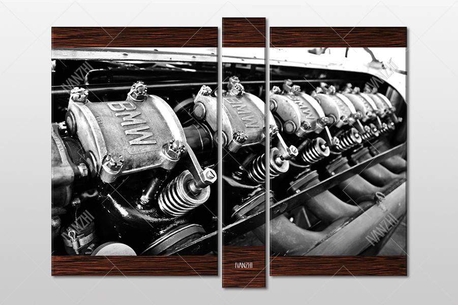 Двигатель Bmw Brutus