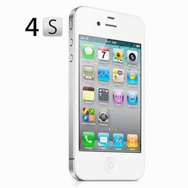 Apple iPhone 4S 16GB белый
