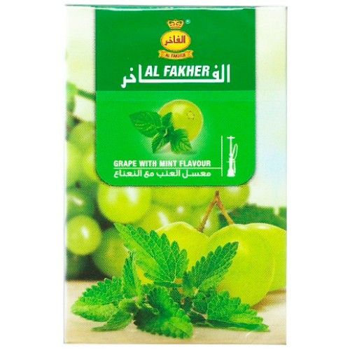 Al Fakher - Виноград с Мятой (микс)