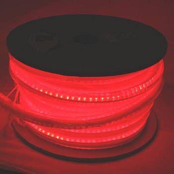 """Светодиодная лента полноцветная """"Luxligt-RGB"""" герметичная, 60  диодов на метр, светодиод """"Samsung"""" повышенной яркости, силиконовая оболочка, IP68"""