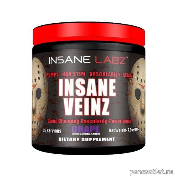 Insane Veinz 147 гр, Insane Labz