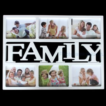 Мультирамка Family на 6 фото 62329
