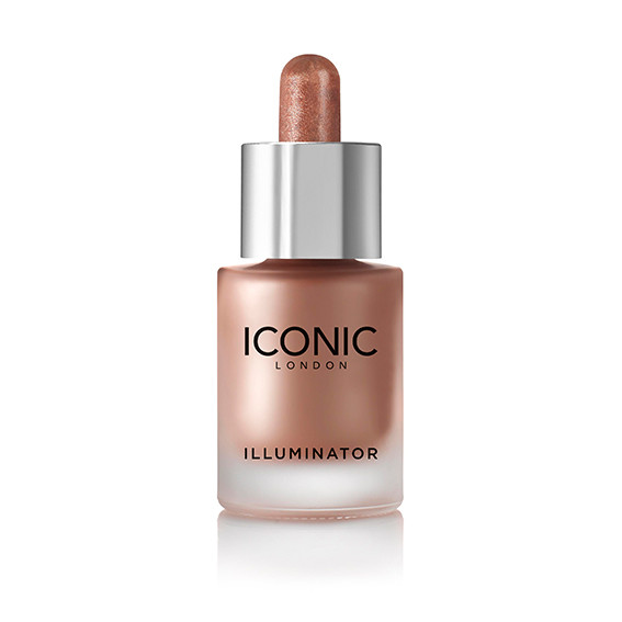 Жидкий хайлайтер ICONIC LONDON - Limited Edition Illuminator Original
