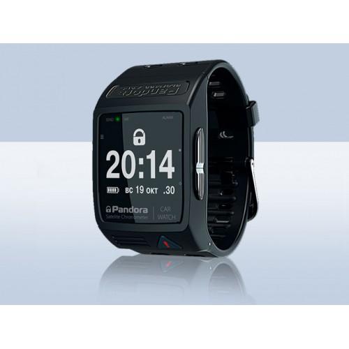 Автомобильные Глонасс-GPS часы Pandora RW-71
