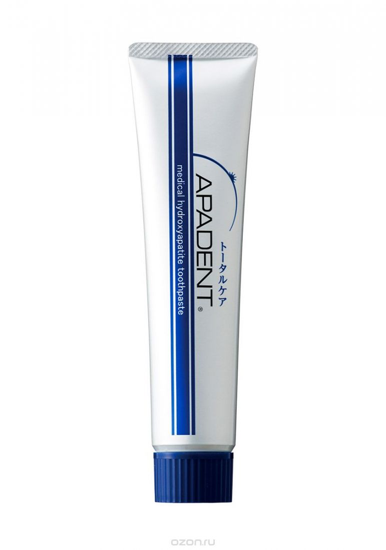 Зубная паста Apadent Total Care 120г