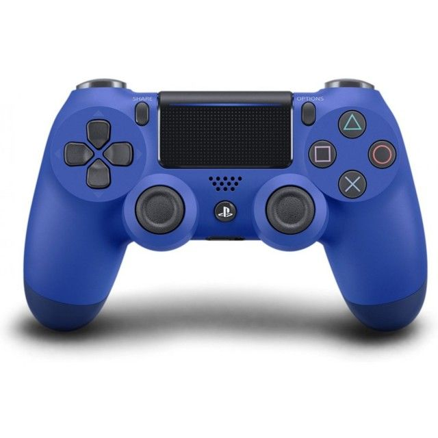 Геймпад Sony Dualshock 4 (ver.2) Blue (PS4)
