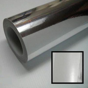 Хром Серебро Stretch