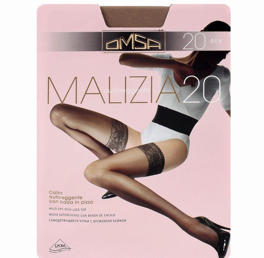 Чулки MALIZIA 20 Omsa