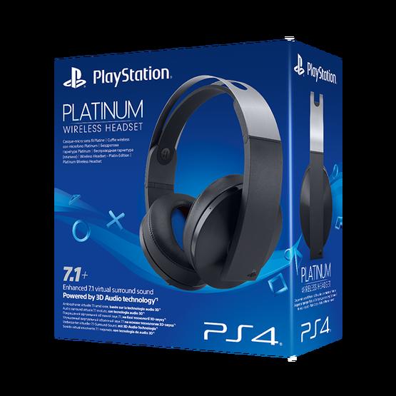 Sony Platinum Wireless Headset Гарнитура беспроводная (PS4)