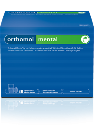 Orthomol Mental