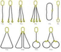Виды цепных стропов